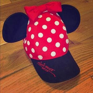 Minnie Mouse youth size hat